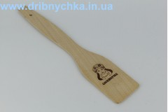 Лопатка дерев'яна